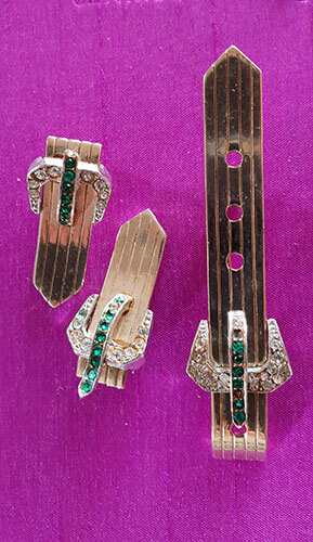 Art Deco Costume Jewellery